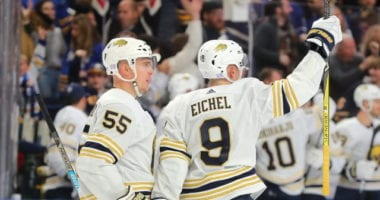 Both Jack Eichel and Rasmus Ristolainen were outspoken in the last week about the losing that has gone on since they've been with the Buffalo Sabres. It's time for them to change the losing culture.