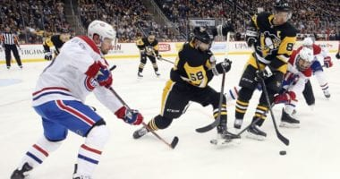 A look into the play-in matchup between the Pittsburgh Penguins and Montreal Canadiens. Each team's strengths, weaknesses, injury updates, and playoff prediction.