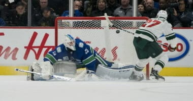 Stanley Cup playoffs - Vancouver Canucks and the Minnesota Wild