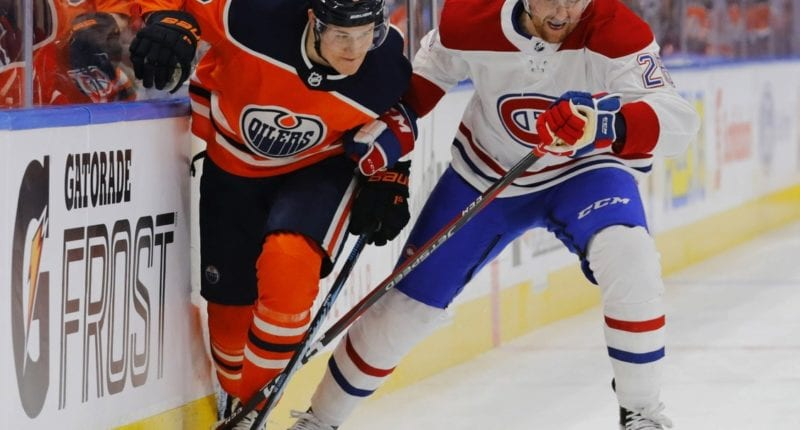 Jesse Puljujarvi returning to the Edmonton Oilers is a possibility. The Montreal Canadiens have the prospect depth to make some moves this offseason.