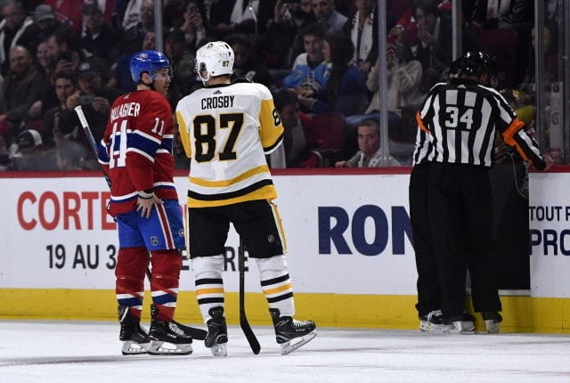 Taking a look at the (5) Pittsburgh Penguins vs. (12) Montreal Canadiens play-in series - Schedule, rosters, stats and videos.