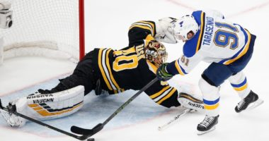 Will the Boston Bruins be able to afford Tuukka Rask if he wants to keep playing? Projecting the St. Louis Blues protected list for the Seattle expansion draft.