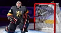 Pending unrestricted free agent Robin Lehner hopes to talk with the Vegas Golden Knights after the season.