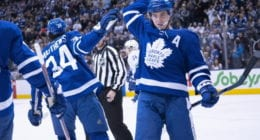 Over $300 million in NHL player signing bonuses is to be paid out today. The Toronto Maple Leafs top the list about $60 million with Auston Matthews receiving over $15 million.