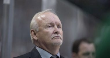 The New Jersey Devils announce the hiring of Lindy Ruff and the removal of the interim tag from GM Tom Fitzgerald.
