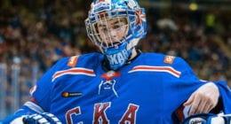 2020 NHL draft: Yaroslav Askarov