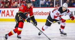 Offseason Subban trade seems unlikely, trade, and free agents target options for the New Jersey Devils. Flames could have different look next season, offseason need up front, goaltending option, and Johnny Gaudreau.