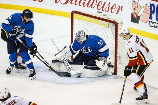 2020 Nhl Playoffs Calgary Flames Vs Winnipeg Jets Game 3 Preview Nhl Rumors
