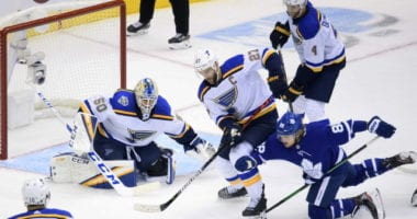 Panthers and Coyotes GM search continues. Are the Toronto Maple Leafs gearing up for a run at Alex Pietrangelo? A flat salary cap may mean more trades are coming.