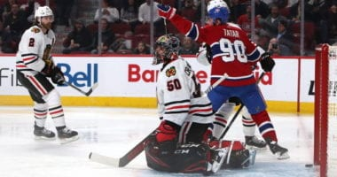 The Chicago Blackhawks have an idea of what they want to do with pending UFA Corey Crawford. Keys to the Montreal Canadiens offseason