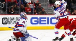 The New York Rangers and Henrik Lundqvist will have some decisions to make this offseason. The Rangers will also have some decisions to make with pending RFAs Ryan Strome and Anthony DeAngelo.