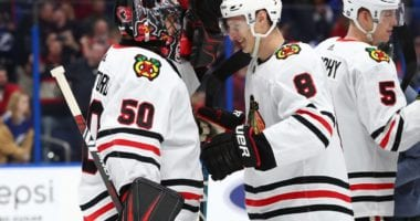The Chicago Blackhawks don't have a lot of salary cap space to work with this offseason and have several questions that they will need to address.