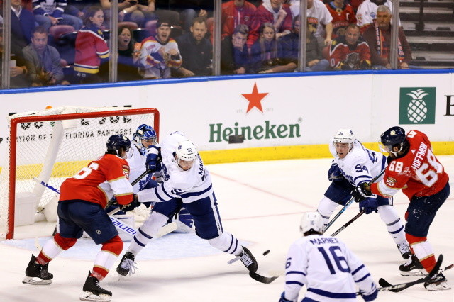 Nhl Rumors Toronto Maple Leafs And The Florida Panthers Nhl Rumors