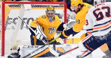 A look at some offseason questions for each team that lost in the play-in round. From untouchable to tradeable for the Nashville Predators.