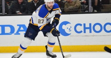 There is still a mutual desire to work out a contract extension between the St. Louis Blues and pending UFA defenseman Alex Pietrangelo.