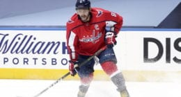 Will Mike Babcock coach in the NHL again? Carolina Hurricanes hope to practice this week and play soon. Alex Ovechkin's wife on his situation.