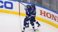 A quick turnaround for the Boston Bruins and Tampa Bay Lightning today. The Lightning took Game 2 last night 4-3 in OT.