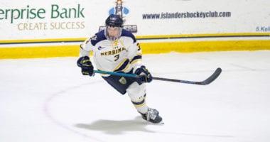 2020 NHL draft prospect Declan Carlile
