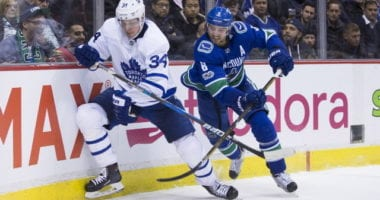 A longer-term Chris Tanev deal could age badly. Damon Severson on the outs in New Jersey? Three things the Maple Leafs could look at doing.