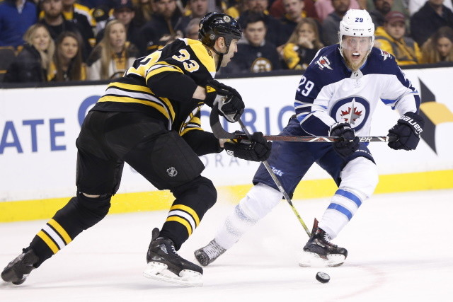 Keith Yandle to the Bruins doesn't seem like a fit at the moment. Teams that could have trade interest in Patrik Laine.