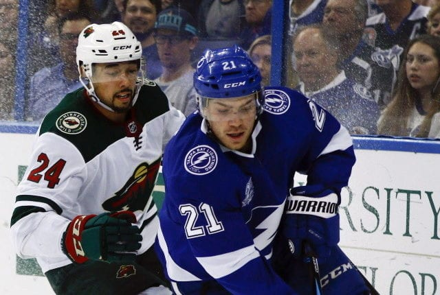 Point a game-time decision. Coyotes name Bill Armstrong GM. Canucks looking to shed salary, were one of the teams to check in on Matt Dumba