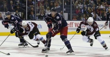 The Columbus Blue Jackets could be in the market for a second-line center. Keys to the offseason for the Colorado Avalanche.