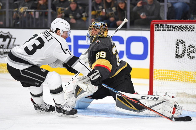 Potential numbers on Vancouver Canucks UFAs Tyler Toffoli and Jacob Markstrom deals. Keys to the offseason for the Vegas Golden Knights.