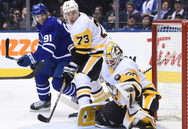 Nhl News Teams Interested In Frederik Andersen And The Toronto Maple Leafs Have Interest In Matt Murray Nhl Rumors