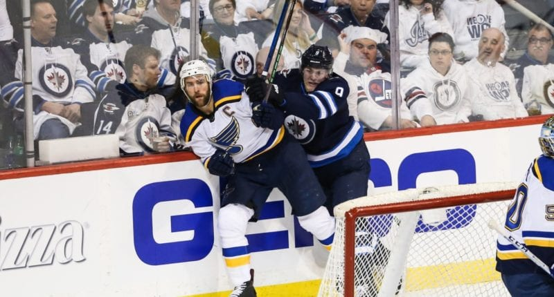 The Winnipeg Jets have a couple of big holes that need filling this offseason. Alex Pietrangelo waiting for another offer from the St. Louis Blues.