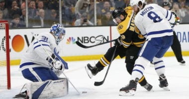 Is the Boston Bruins window closed? Can the Toronto Maple Leafs find a better, cheaper replacement for Frederik Andersen?
