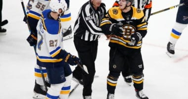 Are the Montreal Canadiens interested in Torey Krug? Alex Pietrangelo a little disappointed so far. Potential landing spots for Pietrangelo.