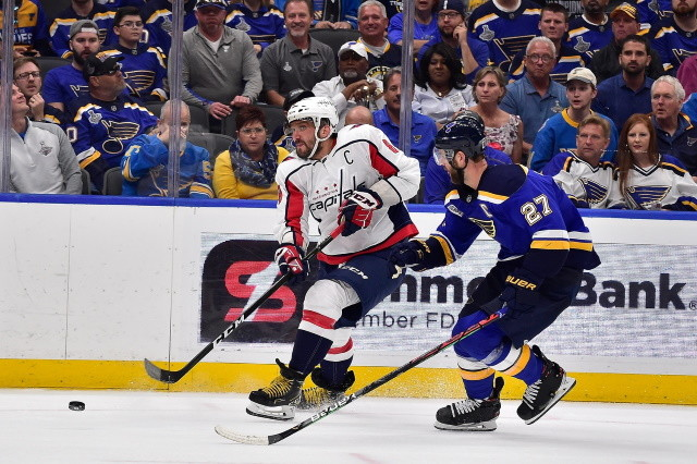 Mike Hoffman will likely get around $4 million. Alex Ovechkin extension talks will start sooner than later. NHL employees will work at a reduced rate all season.