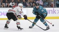 Will the Chicago Blackhawks decide to buyout Olli Maatta. Looking at some potential trade targets for the San Jose Sharks.