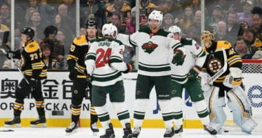 A look at the Minnesota Wild, from trade interest to the trade deadline to pending free agents to the expansion draft.