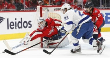 The Lightning are managing Brayden Point injury. The Capitals are assuming Braden Holtby is headed to free agency. Canadiens and Joel Edmundson closing in on a deal?