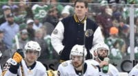 After the Capitals hired Peter Laviolette, and Stars GM Jim Nill saying Rick Bowness should lose the interim tag, the Seattle Kraken are the lone team without a head coach.
