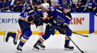 Just over $5 million in salary cap space with Alex Pietrangelo a UFA and Vince Dunn an RFA. There will be some tough decisions for the St. Louis Blues.
