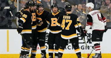 The Boston Bruins had the best regular season record this year, they made it to the Stanley Cup Final last year, but a transitioning phase may get underway this offseason.