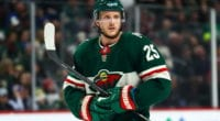 The Minnesota Wild extend Jonas Brodin for seven years. He isn't the only Wild they're looking to extend. Could Matt Dumba be traded now? Could they buyout someone?