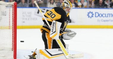 Pittsburgh Penguins GM Jim Rutherford knows he needs to move Matt Murray or Tristan Jarry this offseason. Murray is the one that is likely on the move.