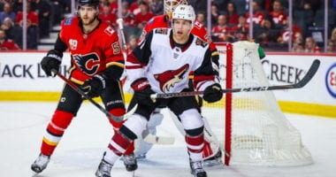 There has been speculation have that some major changes could be coming this offseason for the Calgary Flames.