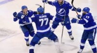 The Tampa Bay Lighitng are once again back in the Eastern Conference Finals. After some deadline acquisitions, the Lightning may have what it takes to lift the Stanley Cup.