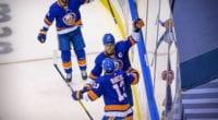 Lou Lamoriello and the New York Islanders' Make the trade.
