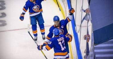 Lou Lamoriello and the New York Islanders' options this offseason.