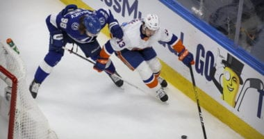 The Tampa Bay Lightning will be without Alex Killorn due to suspension, Brayden Point is a game-time decision, and Steven Stamkos has been out all playoffs. The New York Islanders need to capitalize on this to get back into the series.