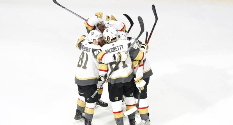 The Vegas Golden Knights are in a tough spot against the Dallas Stars down 3-1 in the series, but if there were able to come back and eventually win the Stanley Cup, it would create a unique event.
