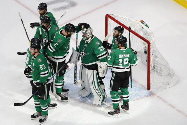 Anton Khudobin and the Dallas Stars get their first opportunity to knock out the Vegas Golden Knights. Game 5 is set to begin at 8:00 PM ET tonight.