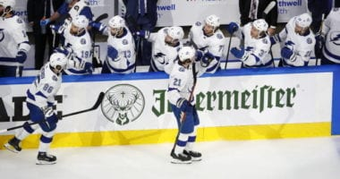 The Tampa Bay Lightning will get another shot tonight to elminate the New York Islanders and advance to the Stanley Cup Final.