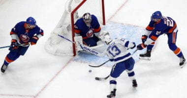 The New York Islanders could be on their way home if they can't beat the Tampa Bay Lightning in Game 5 of the Eastern Conference Final