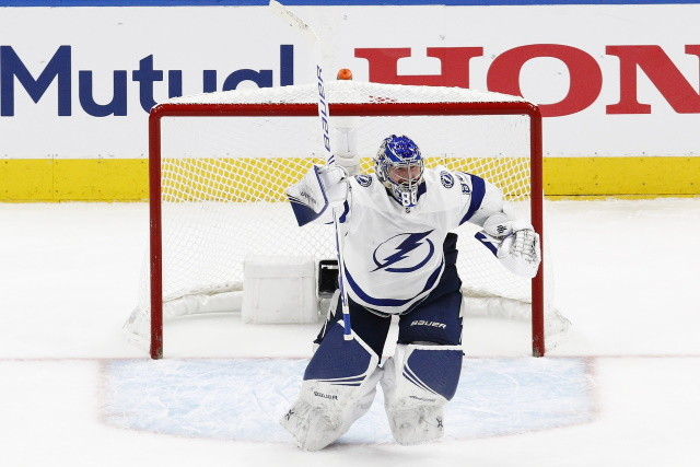 The Tampa Bay Lightning Eliminate The New York Islanders, Advance to 2020 Stanley Cup Final